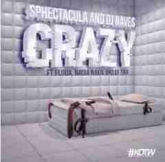 SPHEctacula X DJ Naves - Crazy Ft. Floda, Nadia Nakai & DJ Tira
